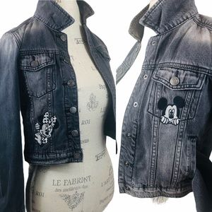 Get Disney denim jacket with Mini and Mickey Mouse